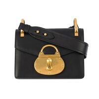【网易考拉】PRADA 普拉达 Pattina 女士时尚金属扣盖式单肩斜挎包