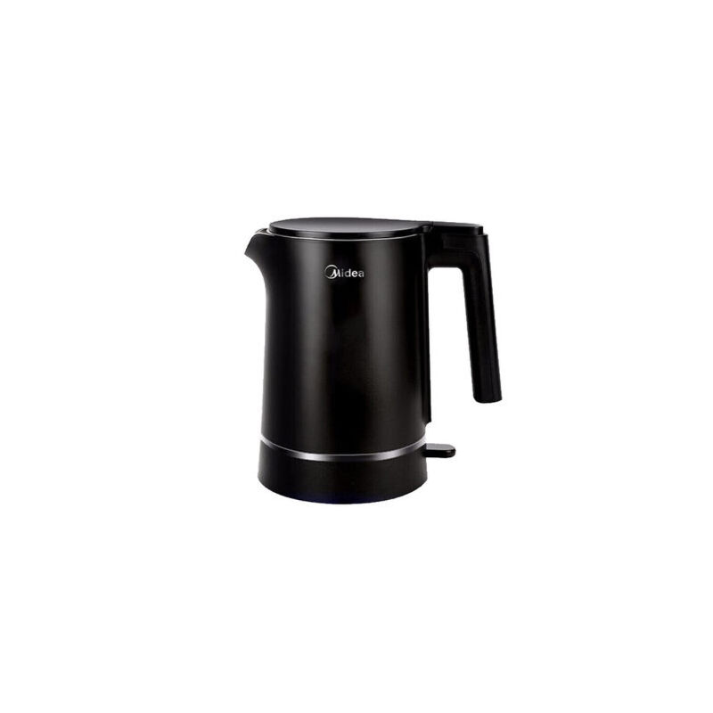 Midea/美的 电热烧水壶家用304不锈钢快速全自动断电壶MK-HJ1517