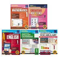 【现货】SAP Learning Mathematics English Vocabulary Grammar Cre