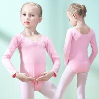 儿童舞蹈服幼儿考级服女童练功服民族舞服装跳舞衣小女孩中国舞服