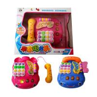 幼儿早教机新生儿0-3-6-12个月婴儿玩具宝宝音乐1岁男孩女孩