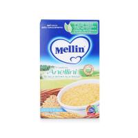 【网易考拉】Mellin 美林 婴儿辅食面 宝宝面条 圆环无盐颗粒面仔 350克