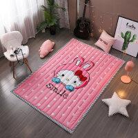垫子宝宝爬行垫玩具收纳棉质方形地毯加厚客厅地垫儿童可折叠 145CM*195CM