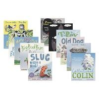 Jeanne Willis Tony Ross' story Collection 儿童经典绘本故事合集 11册套装 英
