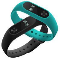 【包邮】 小米手环2 小米手环2代 智能手环蓝牙防水计步器睡眠心率检测器手表
