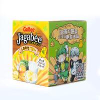 【网易考拉】卡乐比 蜂蜜黄油味薯条 80克/盒 7件