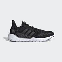 adidas阿迪达斯2018男子缓震运动休闲基础跑步鞋CG3820