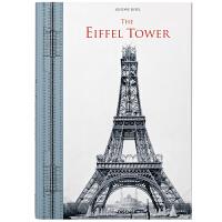 The Eiffel Tower埃菲尔铁塔 作品全集原版图册