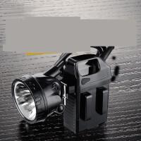 头灯5W10W作业灯带电瓶远射充电钓鱼夜钓矿灯
