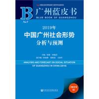 广州蓝皮书:2019年中国广州社会形势分析与预测