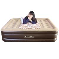充气床单双人气垫床折叠午休床加大加厚家用