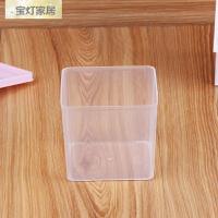 冰箱收纳保鲜盒塑料微波炉食品盒正方形零件盒套装