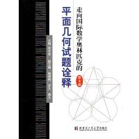 走向国际数学奥林匹克的平面几何试题诠释-第四卷