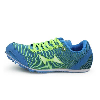HEALTH/飞人海尔斯 8860 超轻蕾丝镂空跑钉鞋 专业训练跑鞋