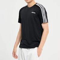 adidas阿迪达斯男装短袖T恤运动服BK0970