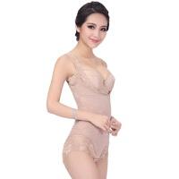 产后款无痕美体收腹束腰塑身内衣服连体塑形减肚子女