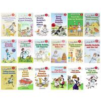 I can read Amelia Bedelia糊涂女佣套装第二阶段21本 可爱又逗趣 是桥梁书,字很大,故事很棒,很适合还刚上道、或是正摇摇晃晃,或是刚迈下自主阅读之路的小盆友们!女孩儿应该肯定爱