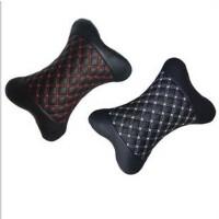 酒红系列 汽车头枕护颈枕 汽车颈枕 车用骨头枕(单只价格)