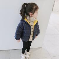 女宝轻羽绒服 女童外套 宝宝 儿童轻薄款 反季童装薄款