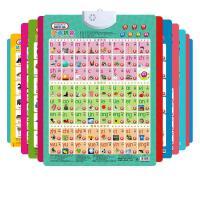 声母韵母整体认读音节字母表汉语拼音有声挂图儿童学字全套一年级