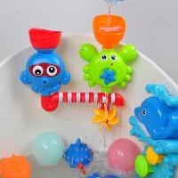宝宝洗澡玩具水上乐园婴儿浴室戏水玩具儿童早教益智男女孩礼物