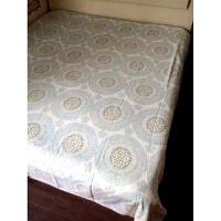 特惠竹纤维垂感 粗布 爽肤大双人 竹棉 夏凉席床单230X250 其他尺寸