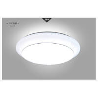 祺家 LED吸顶灯阳台灯现代简约卧室灯厨房灯过道走廊灯具 WX12