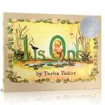 顺丰发货 1 Is One 1就是一 Tasha Tudor 凯迪克银奖作品 儿童启蒙经典绘本读物 美国图书馆协会推荐