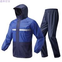 雨衣雨裤套装摩托车男装女全身外卖徒步骑行分体水衣