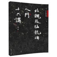 北魏张猛龙碑入门十六讲(萧华书法大教室精品教材系列)