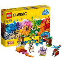 1月新品乐高经典创意系列 10712 齿轮创意拼砌盒 LEGO Classic