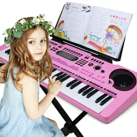 宝宝玩具大号女孩初学可弹奏音乐儿童电子琴钢琴3-6-10-12岁