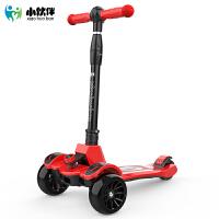 2-12岁儿童滑板车小孩溜溜车宝宝玩具闪光轮滑滑踏板
