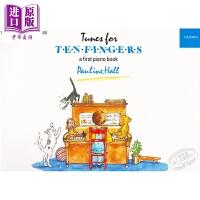 【中商原版】Tunes for Ten Fingers 钢琴教材 指尖乐曲 牛津Piano Time 英国皇家音乐 英皇