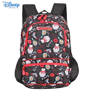 Disney/迪士尼 公主书包学生书包初中-高中女生儿童休闲书包双肩书包