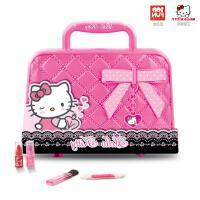 凯蒂猫美妆小手袋儿童化妆品公主彩妆盒套装女孩玩具生日礼物