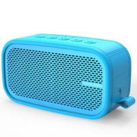 朗琴(ROYQUEEN)M300 蓝牙音箱便携插卡迷你小音响 无线蓝牙4.0电脑手机音箱低音炮 免提通话 插卡 蓝色