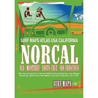 【预订】Surfmaps USA Norcal: 2010 Edition