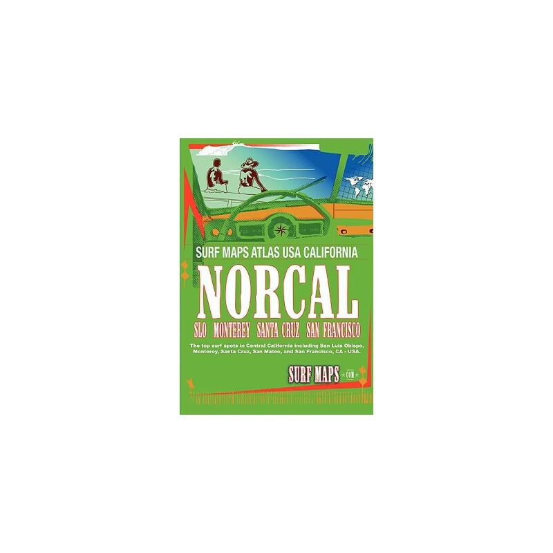 【预订】Surfmaps USA Norcal: 2010 Edition 预订商品,需要1-3个月发货,非质量问题不接受退换货。