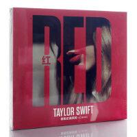 正版 霉霉 泰勒斯威夫特专辑 Taylor swift Red 2CD+歌词本 歌曲