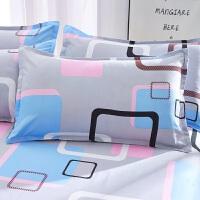 【支持礼品卡】宿舍单人枕头套一对拍2 枕芯套 y4f