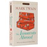 The Innocents Abroad 傻子出国记 英文原版 马克吐温 英文版原版小说书 正版进口英语书籍