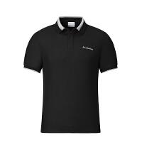 哥伦比亚(Columbia) 户外春夏新品男款吸湿短袖POO衫P3257