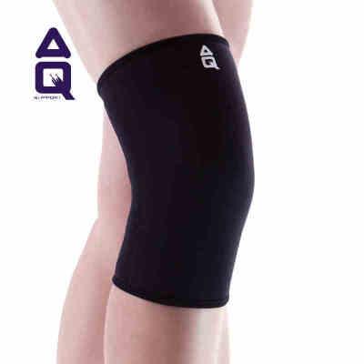美国 AQ安全 运动护具 合成橡胶强束缚AQ护膝篮球足球保暖骑行网球轮滑男士女护具3051