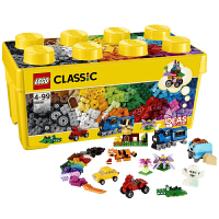 【当当自营】LEGO乐高创意中号积木盒 10696