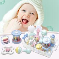 0-3-6-12个月幼儿0-1岁益智婴儿摇铃牙胶手摇铃宝宝新生婴儿玩具