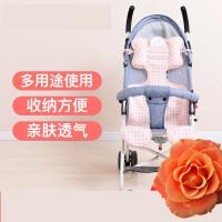 苎麻婴儿手推车凉席儿童夏季推车座椅多用宝宝童车凉席子垫 i5e