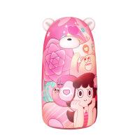 【包邮】X10可爱卡通10000毫安移动电源 苹果安卓手机通用创意便携少女生款萌宠小熊1W迷你充电宝