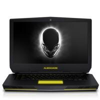 戴尔(DELL)外星人ALW15ED-2828T 15.6英寸触摸笔记本I7-4720 16G 1TB+512G SSD 2160P触摸屏