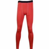 男子紧身训练长裤健身跑步长裤篮球足球裤排汗速干压缩裤